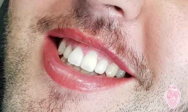 Male Soft Lip Blush.